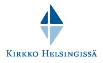 Helsingin seurakuntayhtymä - Logo