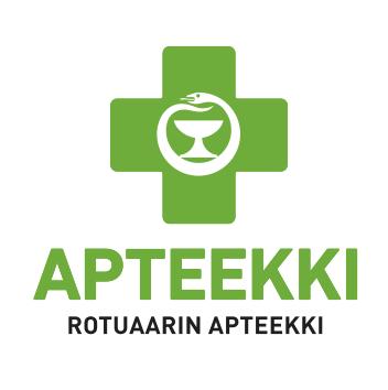 Rotuaarin apteekki - Logo