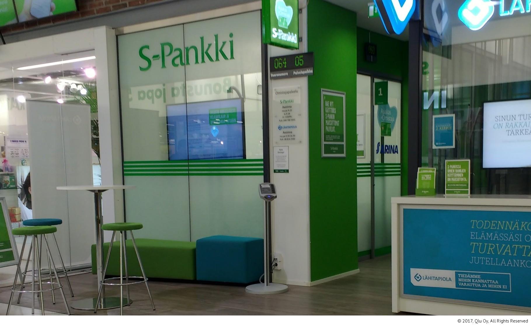 S-pankin asiakasomistajapisteet
