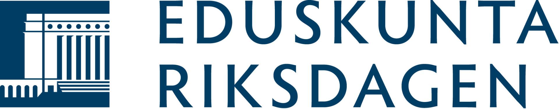 Suomen Eduskunta - Logo