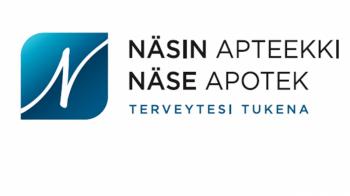 Näsin Apteekki Oy - Logo